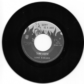 Lone Ranger - Think Again / xRob Black - Lunar Report (Happy As A Lark) 7""